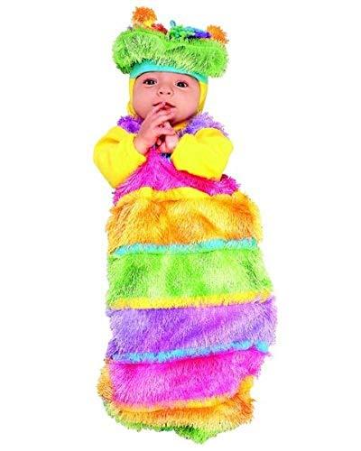 Wiggle Worm Newborn (6) Costume 3-6 Months