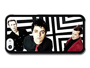 MMZ DIY PHONE CASEGreen Day Punk Rock Band Line Pattern Background case for ipod touch 4