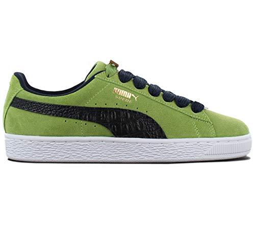 Uomo Puma Suede Bboy peacoat Classic Verde Forest Sneaker Fabulous Green xHITqvwH6