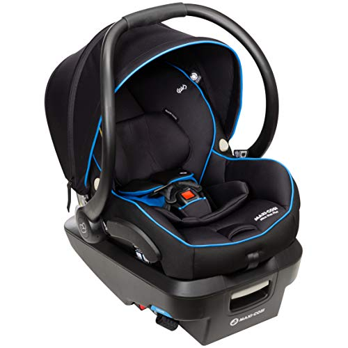 Maxi-Cosi Mico Max Plus Infant Car Seat, Turbo Track Blue, One Size