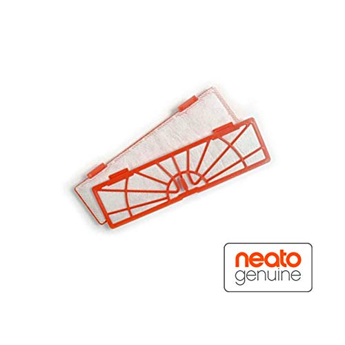 Neato Robotics BotVac Standard Filters for Neato Robotics BotVac70E and BotVac75 Vacuums (12-Pack) Black NEATO-945-0131