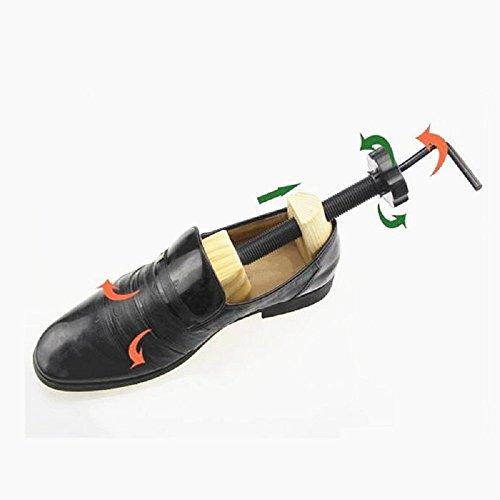 Professionnel En Shoe Embauchoir Brancard Stretcher Va Chaussures 1pc Homme Hrph Adulte Bois Et Vient À Civière Shaper Mixte Keeper BRFqw