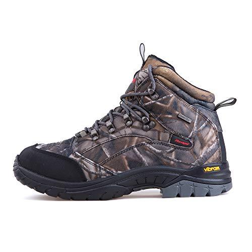 Treasu-LQ Chaussures de randonnée et de Trekking Montantes en Plein air Unisexes Chaussures de Chasse imperméables… 2