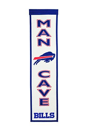 Winning Streak NFL Buffalo Bills Man Cave Banner
