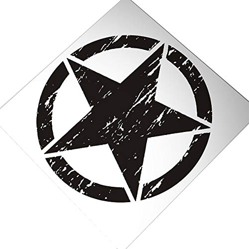 20 Quot Jeep Wrangler Freedom Edition Star Hood Decal Sticker