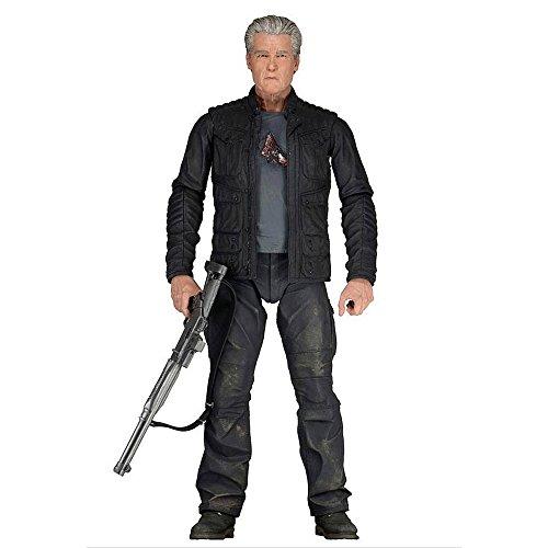 """NECA Terminator Genisys Guardian """"Pop"""" T-800 Action Figure (7"""" Scale)"""