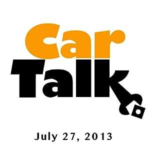 Car Talk, The Exercise Diaries, July 27, 2013 Radio/TV Program