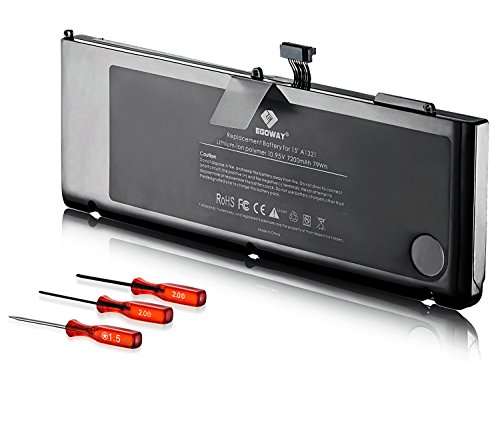 Egoway 7200mAh Replacement Battery MacBook product image