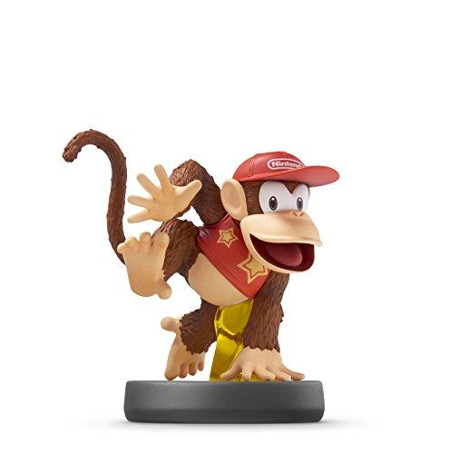 Diddy Kong amiibo (Super Smash Bros Series) by Nintendo