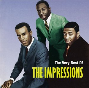 the impressions albums