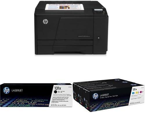 HP LaserJet Pro 200 M 251 n Pack - Impresora láser color + ...