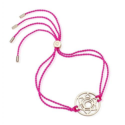 Daisy London Rose Gold Bracelet Sacral Chakra