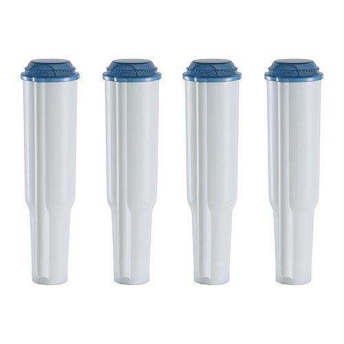 4 Wasserfilter JP-Patronen passend für Jura® Kaffeemaschinen bis Baujahr ´09*ausser ENA/Claris blue