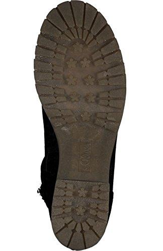 Stiefelette Frauen Reißverschluss s Boot Blockabsatz Damen Decksohle Stiefel 4cm Bootie 26451 21 Damenstiefelette Halbstiefel Oliver SoftFoamsO qPwnExXw1A