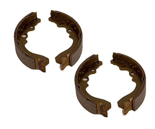 2000 Kawasaki KAF300 KAF 300 Mule 550 Front Brake Shoes for UTV Side by Side