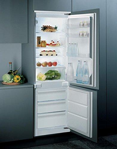 Ignis ARL 759/A/2 Integrado 284L A Blanco nevera y congelador ...