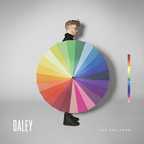 Daley - The Spectrum (2017) [WEB FLAC] Download