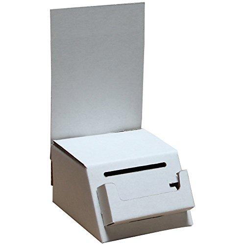 Prime Office Cardboard Ballot & Contest Mini Box with Poc...