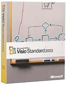 Microsoft Visio 2003 Standard [OLD VERSION]