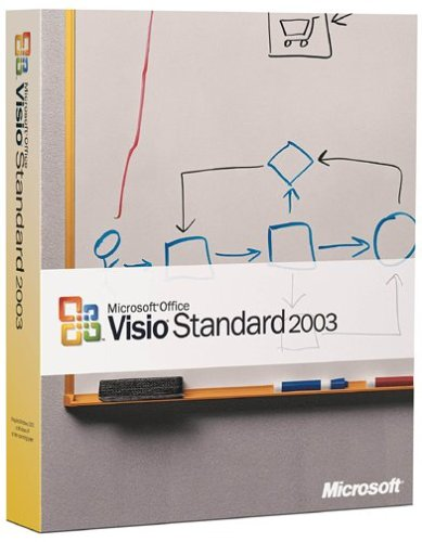 Microsoft Visio Standard 2013 Card