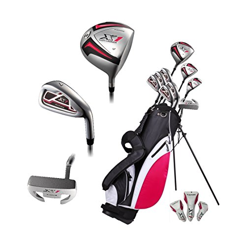 New Deluxe Ladies Complete Golf Package Set (Right Hand) by Top Performance