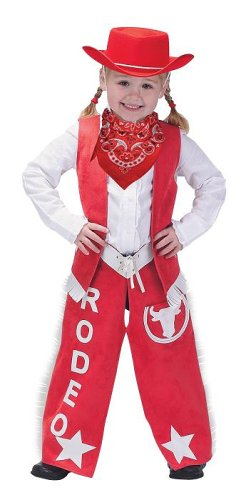 Aeromax Jr. Cowgirl Suit 8 yrs - Jr Cowgirl Costumes