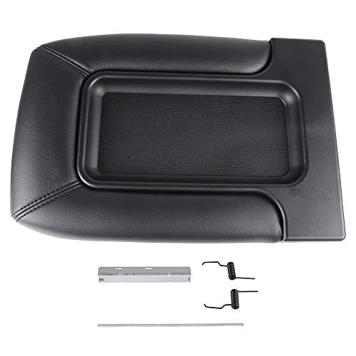 03 chevy tahoe center console - 9