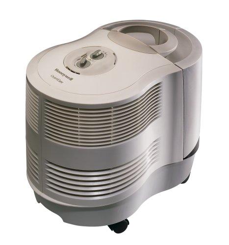 Honeywell HCM-6009 QuietCare 9-Humidificateur Sortie de la console grâce à la technologie Air-linge