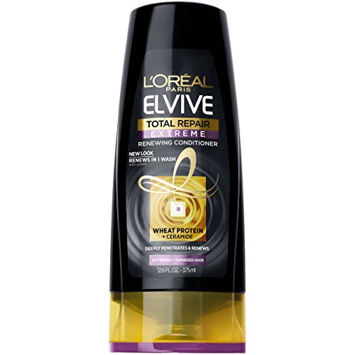 L'Oréal Paris Elvive Total Repair Extreme Renewing Conditioner, 12.6 fl. oz. (Packaging May Vary)