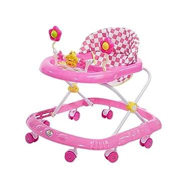 Amazon.com: Carrito de juguete musical, andador de bebé ...
