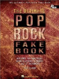 Ultimate Pop Rock Fake Book - 5
