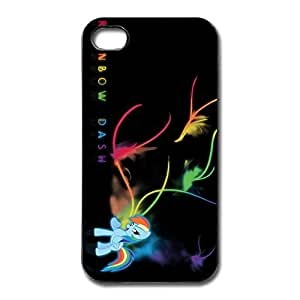 Little Pony Safe Slide Case Cover For IPhone 4/4s - Classic Case