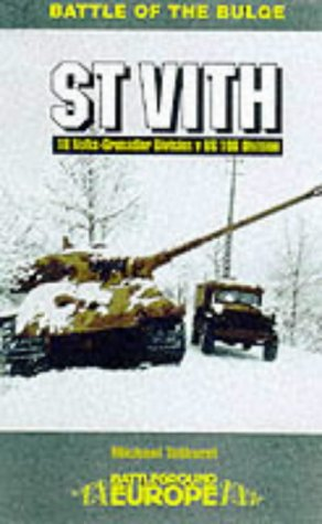 Saint Vith: US 106 Infantry Division (Battleground Europe)