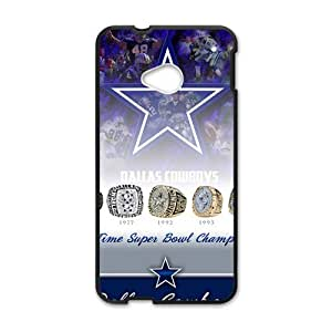 Dallas Cowboys Super Bowl Champions Cell Phone Case for HTC One M7
