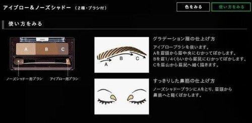 Shiseido Integrate Eyebrow Powder BR631