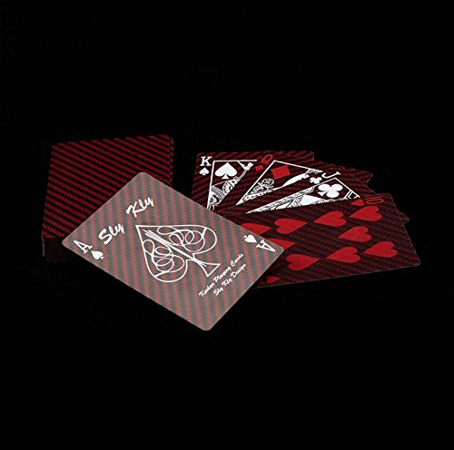 Kevlar Playing Cards by Sly Kly Design
