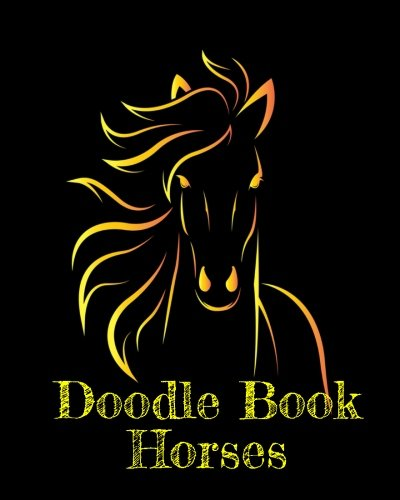 Doodle Book Horses Journal Sketchbook PDF 8a1aa6625 – Debz