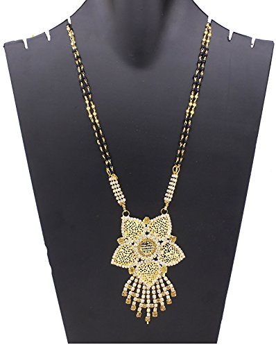 Guarantee Ornament House Jewellery Bridal Party Wear Mangalsutra Set Mangal1