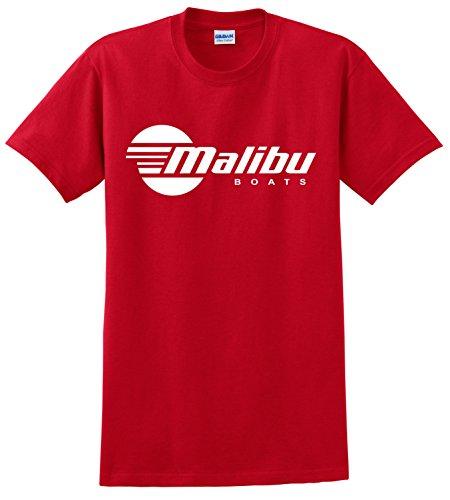 - Malibu Boats T Shirt Motor Sport JDM Wake Board Unisex Tee Shirts