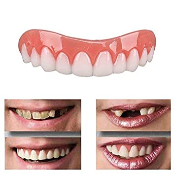 Amazon com : Wecando False Tooth Stickers Simulation Teeth