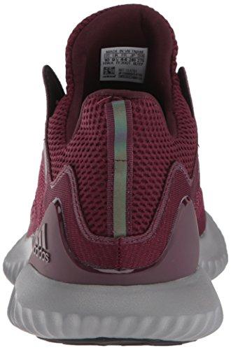 Adidas Alphabounce 2 M Scarpa Da Corsa Marrone Rossiccio / Marrone / Mistero Rubino