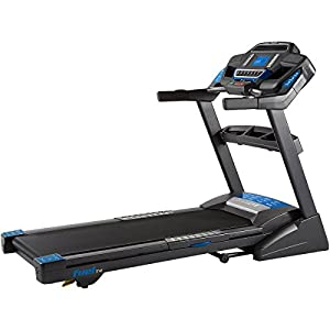 Fuel T4 Folding Treadmill with Built in Bluetooth Speakers