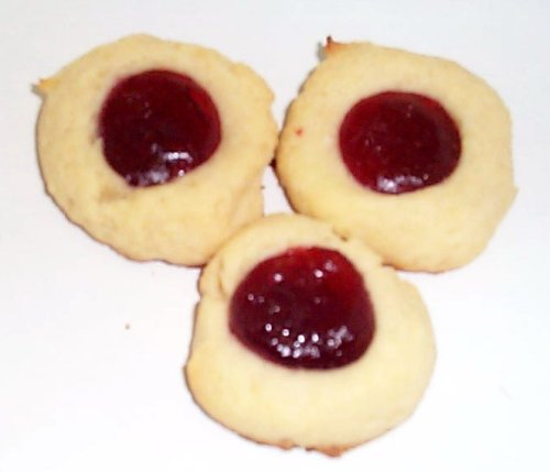 Scott's Cakes Raspberry Butter Cookies 2 lb. Box (Boxed Cookies Butter)