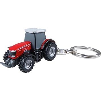 Llavero Tractor Massey Ferguson 8737: Amazon.es: Juguetes y ...