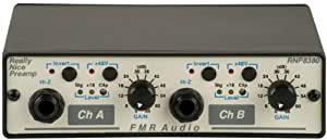 FMR Audio RNP8380 Really Nice Preamp Microphone Preamp