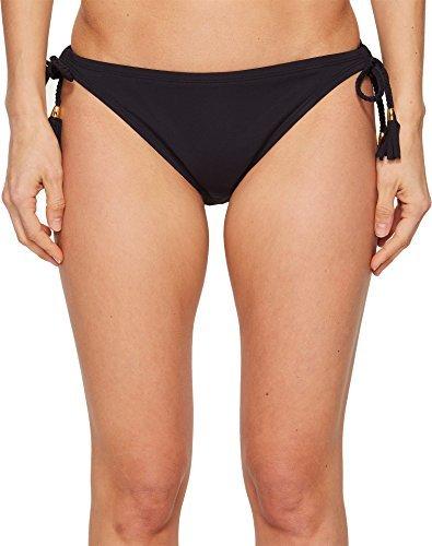 (Bleu Rod Beattie Women's Kore Tie Side Hipster Bikini Bottom Black)