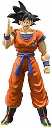 Bandai Tamashii Nations S.H. Figuarts Son Goku (A Saiyan Raised on Earth)