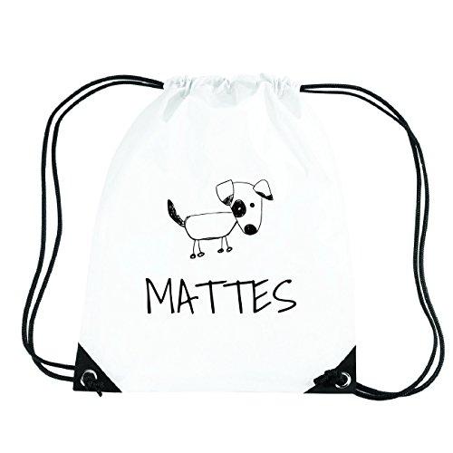 JOllipets MATTES Turnbeutel Sport Tasche PGYM5740 Design: Hund fulVX