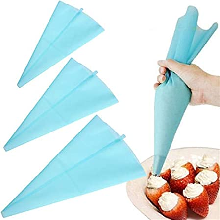 Mold Piping Bag Pastry Cream Bags Bake Cake Kitchen Supply PE Icing Pocket FM