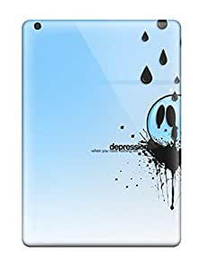 Slim New Design Hard Cases For Ipad Air Cases Covers - HNF2475NROz